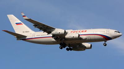 RA-96021 - Ilyushin IL-96-300PU - Rossiya Airlines