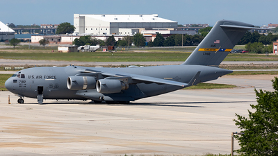 07-7182 - Boeing C-17A Globemaster III - United States - US Air Force (USAF)
