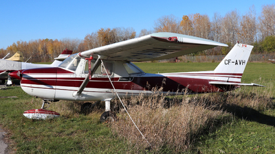 CF-AVH - Cessna 150L - Private