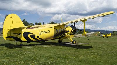 SP-ANI - PZL-Mielec An-2 - Aero Club - Gdanski