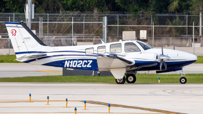 N102CZ - Beechcraft G58 Baron - Private