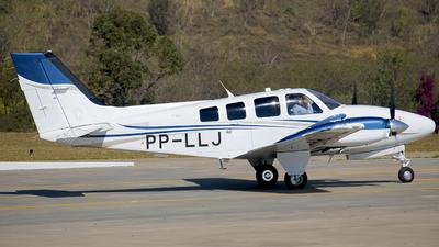 PP-LLJ - Beechcraft G58 Baron - Private