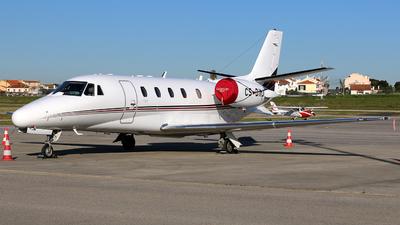 A picture of CSDXJ - Cessna 560XLS Citation Excel - Executive Jet Management - © José Jorge