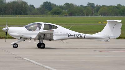 G-DZKY - Diamond DA-40D Diamond Star TDI - Private