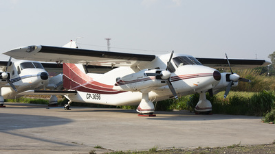 CP-3056 - Dornier Do-28D2 Skyservant - Private
