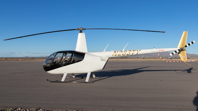 N283TY - Robinson R44 Raven II - Volare Helicopters
