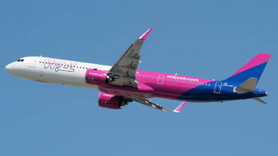 A picture of HALVR - Airbus A321271NX - Wizz Air - © Gianluca Mantellini