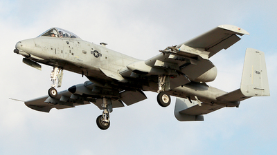 78-0694 - Fairchild A-10C Thunderbolt II - United States - US Air Force (USAF)