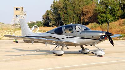 SP-INN - Cirrus SR22T-GTS G6 Carbon - Private