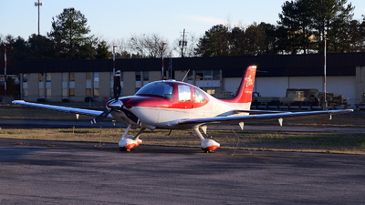 N542PF - Cirrus SR22-GTSx G3 Turbo - Private