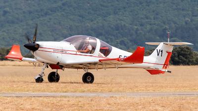 F-PFVV - DynAero MCR R180 - Fédération Française de Vol à Voile