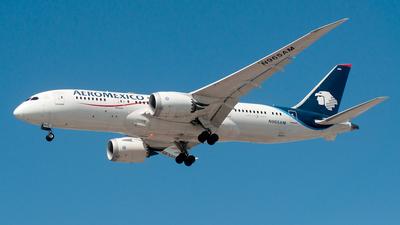 N965AM - Boeing 787-8 Dreamliner - Aeromexico