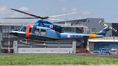 JA17MP - Bell 412EP - Japan - Tokyo Metropolitan Police Department