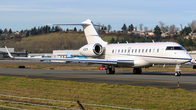 N215TM - Bombardier BD-700-1A11 Global 5000 - Private