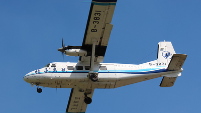 B-3831 - Harbin Y-12E - China Flying Dragon Airlines