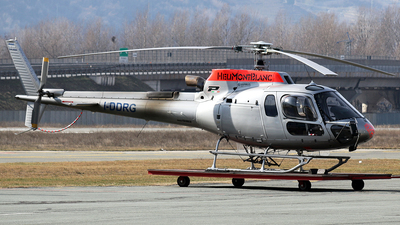 I-DDRG - Airbus Helicopters H125 - Helimontblanc