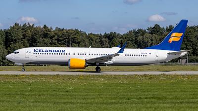 TF-ICA - Boeing 737-9 MAX - Icelandair