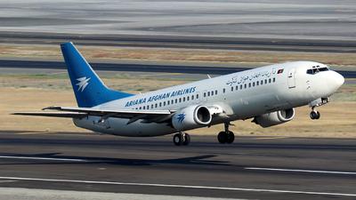 YA-PIC - Boeing 737-4Y0 - Ariana Afghan Airlines