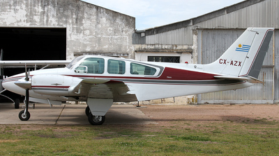 CX-AZX - Beechcraft 95-A55 Baron - Private