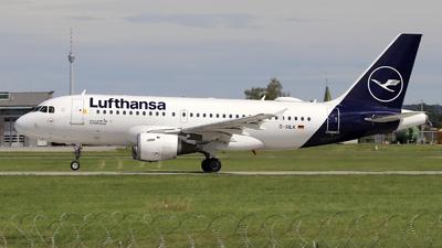 A picture of DAILK - Airbus A319114 - Lufthansa - © Johannes Reichert