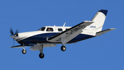 C-GMUS - Piper PA-46-350P Malibu Mirage - Private