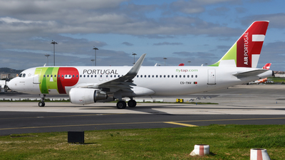 A picture of CSTNV - Airbus A320214 - TAP Air Portugal - © Mehrad Watson - AirTeamImages