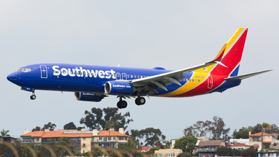 N8659D - Boeing 737-8H4 - Southwest Airlines