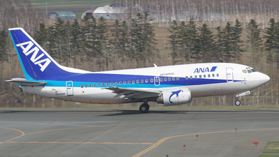 JA301K - Boeing 737-54K - All Nippon Airways (ANA)