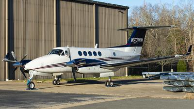 N703RM - Beechcraft B200GT Super King Air - Private