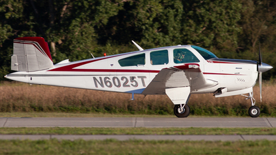 N6025T - Beechcraft V35B Bonanza - Private