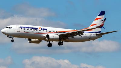 OK-TVU - Boeing 737-86N - SmartWings
