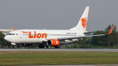 HS-LUL - Boeing 737-8GP - Thai Lion Air