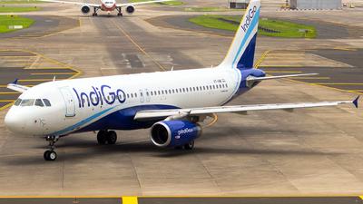 A picture of VTIHW - Airbus A320232 - IndiGo - © Aneesh Bapaye