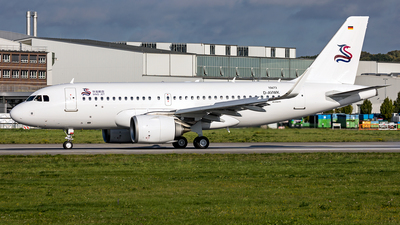 D-AVWK - Airbus A319-153N(CJ) - Sino Jet