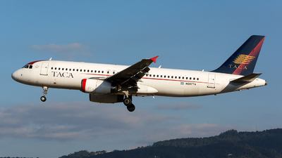 N687TA - Airbus A320-233 - TACA International Airlines
