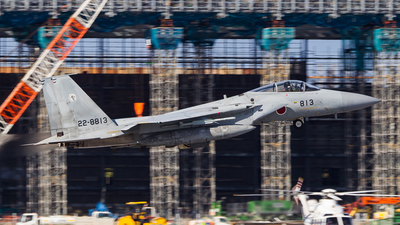 22-8813 - McDonnell Douglas F-15J Eagle - Japan - Air Self Defence Force (JASDF)