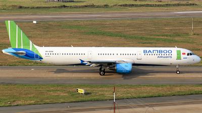 VN-A594 - Airbus A321-211 - Bamboo Airways