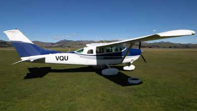 ZK-VQU - Cessna U206F Stationair - Private