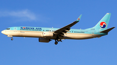 HL8248 - Boeing 737-9B5ER - Korean Air