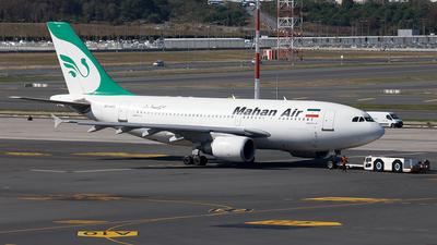 A picture of EPMNV - Airbus A310304 - Mahan Air - © MBekir CKMK