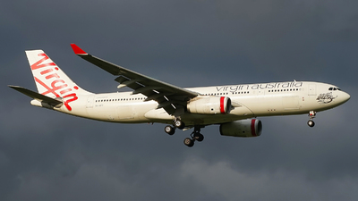 VH-XFD - Airbus A330-243 - Virgin Australia Airlines