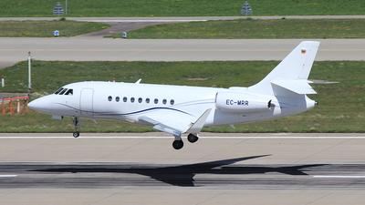 A picture of ECMRR - Dassault Falcon 2000LX -  - © Christoph Plank
