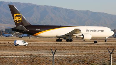 N368UP - Boeing 767-300F(ER) - United Parcel Service (UPS)