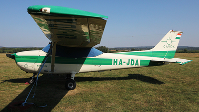HA-JDA - Cessna 172M Skyhawk - CAVOK Aviation Training