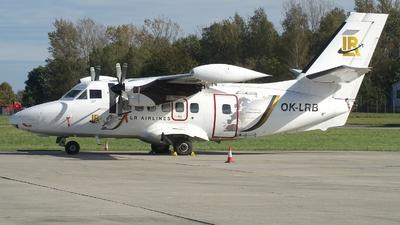 A picture of OKLRB - Let L410 Turbolet - [912609] - © Hanys