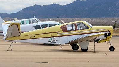 A picture of N8673A - Beech A35 Bonanza - [D2083] - © Joshua Ruppert
