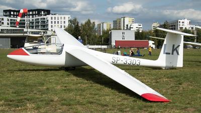 SP-3303 - SZD 51-1 Junior - Aero Club - Warszawski