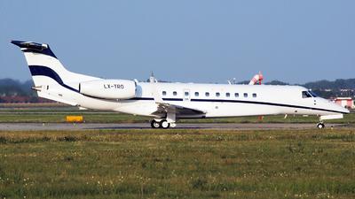 LX-TRO - Embraer ERJ-135BJ Legacy 650 - Luxaviation