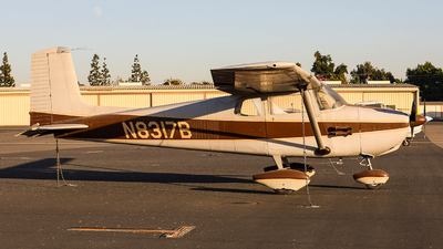 N8317B - Cessna 172 Skyhawk - Private