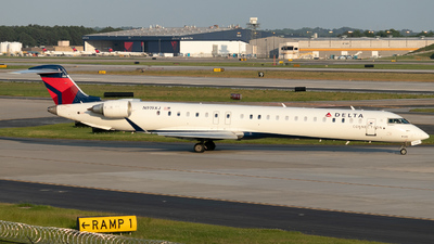 N919XJ - Bombardier CRJ-900ER - Delta Connection (Endeavor Air)